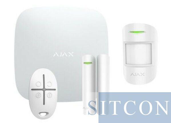 Ajax Wi-Fi alarmsysteem Wit SMART