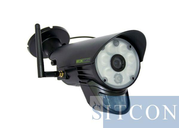 (1080P) Draadloze schriklamp camera - Uitbreiding