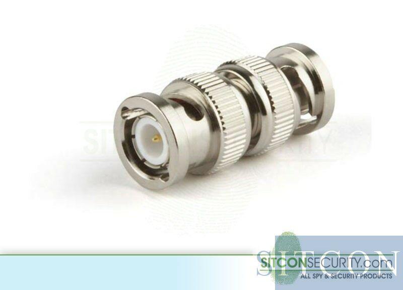 BNC male - BNC male (Plug)