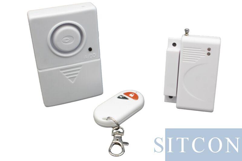 Draadloos deur / raam alarm EASY