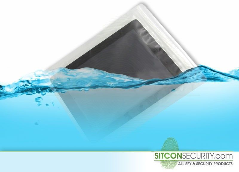Waterdicht tasje iPad & tablets