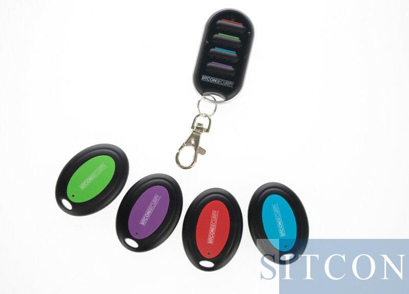 Sleutelzoeker - Keyfinder - 4 Set