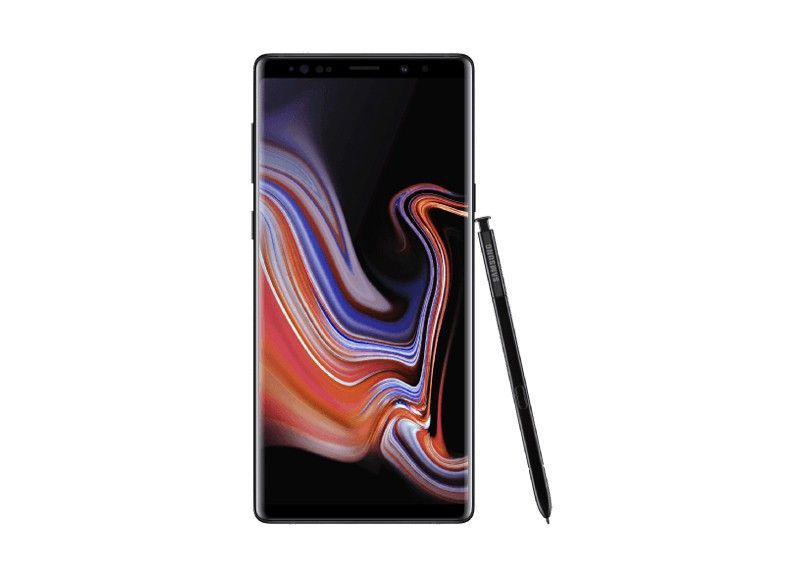 Samsung Galaxy Note 9 + Controle software